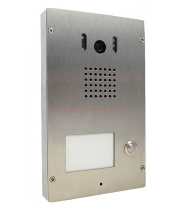 Videoporteiro SIP/VoIP IPBOLD65 Alphatec