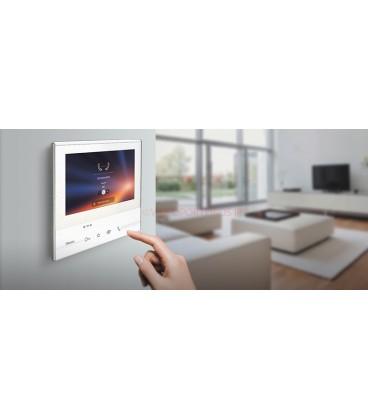 Monitor Branco WIFI Classe 300X13E Bticino